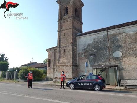 Carabinieri Acquanegra est