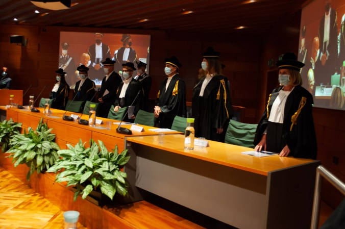Giudizio di Parifica 2020 -1