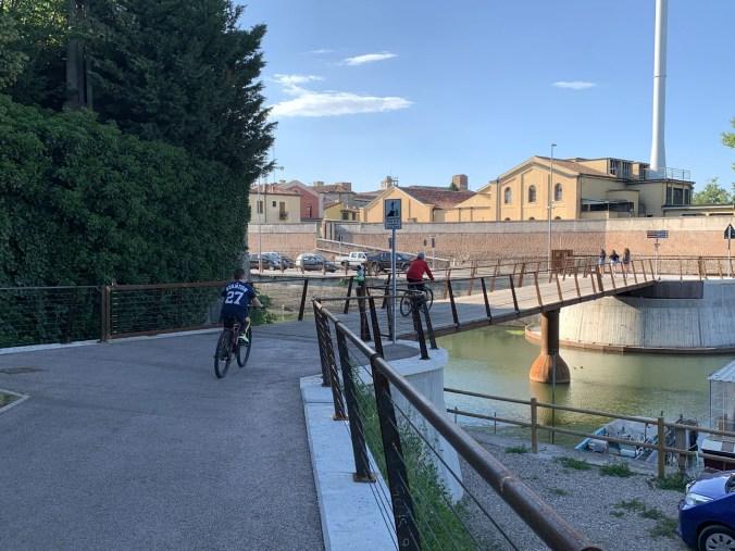ponte ciclopedonale Catena 02