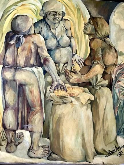 Paesaggi e personaggi retrospettiva dell'artista mantovano mario Dall'Acqua 1