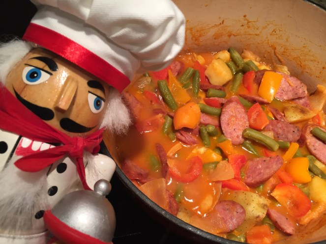 one pot meal concoction