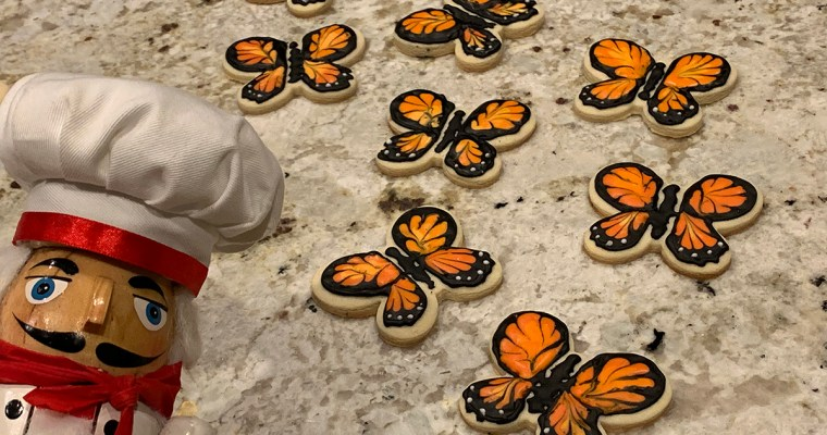 Monarch Sugar Cookies