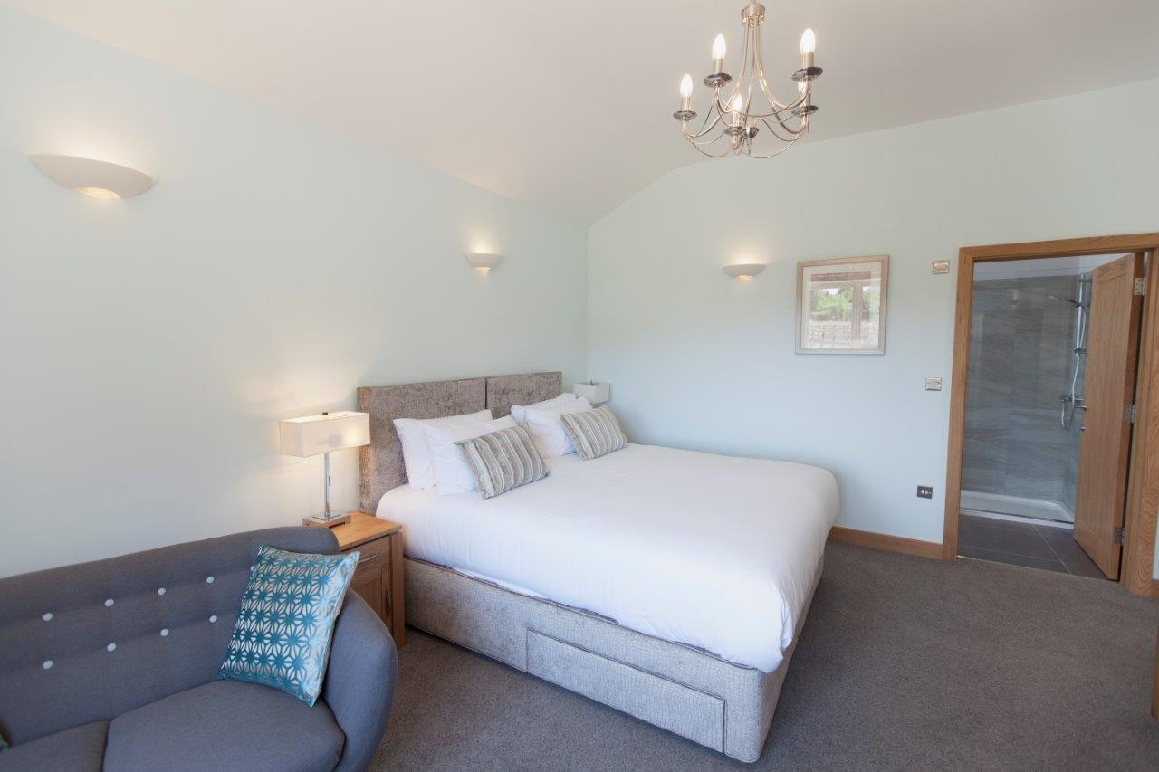 Rooms Modern Amp Spacious Mincombe Barn Bed Amp Breakfast