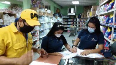Photo of Más de 10 comercios fueron visitados por la cartera de Comercio Nacional en Cojedes