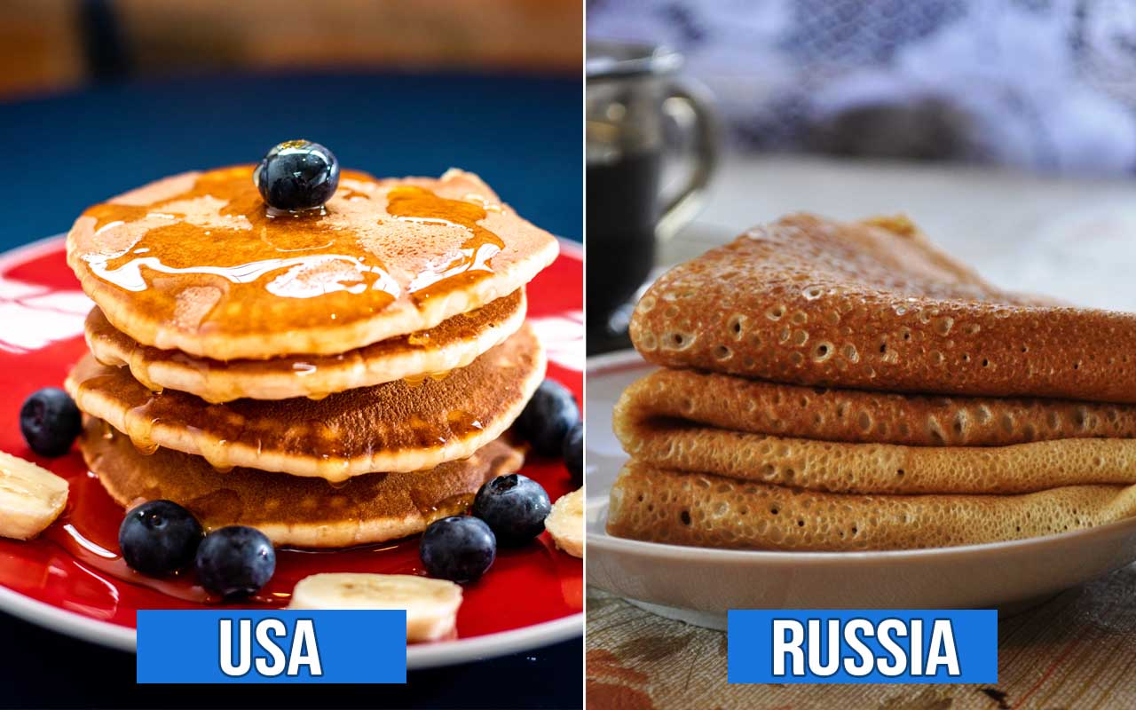 11 Foods That Look Completely Different In America