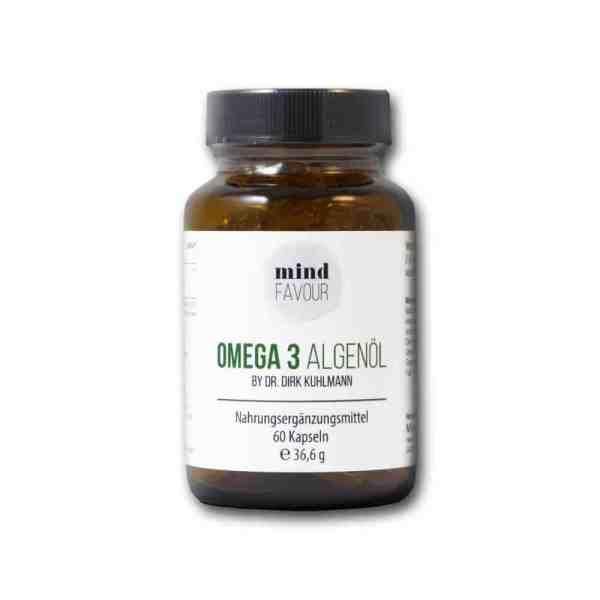 Omega-3-Algenöl
