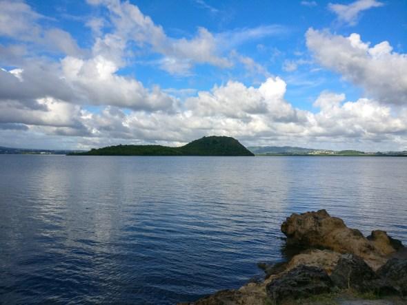 Mind and Beauty - Balade en Martinique : Vue baie de Fort-de-France