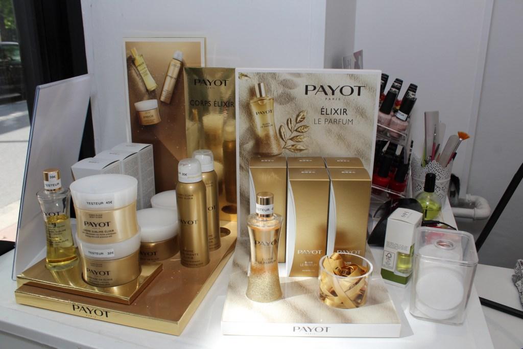 Mind & Beauty - Produits Payot Elixir