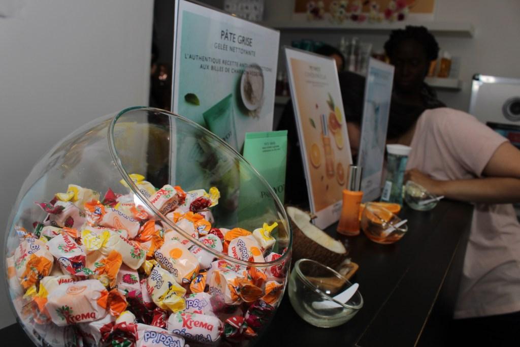 Mind & Beauty - Bar à bonbons et produits