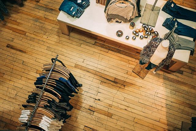 Mindandbeauty - Dix comportements accro au shopping : Dressing