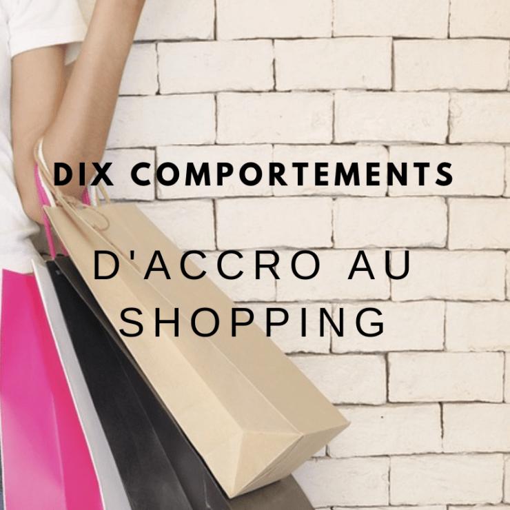 Mindandbeauty - Dix comportements d'accro au shopping