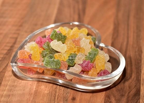 Mindandbeauty - Rééquilibrage alimentaire : Bonbons à grignoter