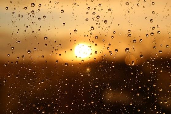 Mind and Beauty - Pluie au lever du soleil