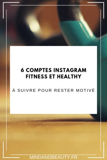 MindandBeauty - 6 comptes Instagram fitness et healthy pour rester motivé