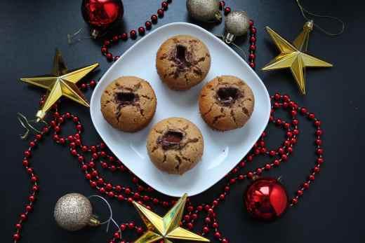 Mind and Beauty - Recette de Muffins épicés sans gluten