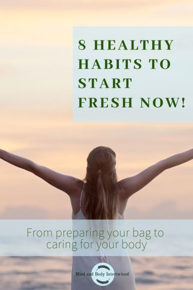 pin healthy habits at work to start fresh
