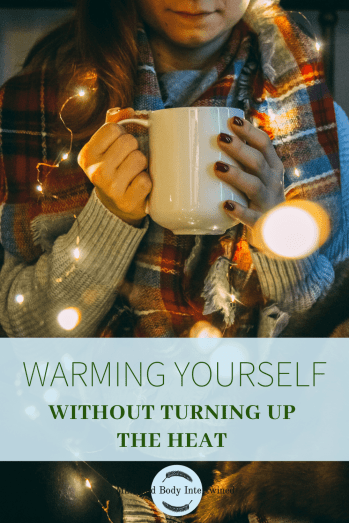 Pinterest pin warming yourself up environment