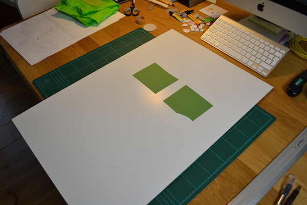 mindart Cover Making of 1