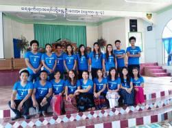 Mindat Baptist Youth