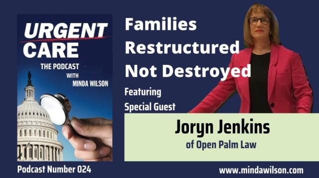 Joryn Jenkins and minda wilson