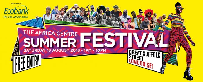 Africa Summer Festival 2018!!