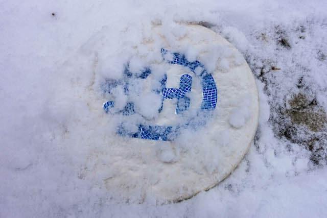 Snow disc