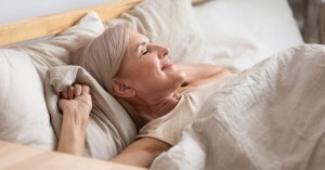 Adults who sleep less than 6 hours a night have a higher risk of dementia
