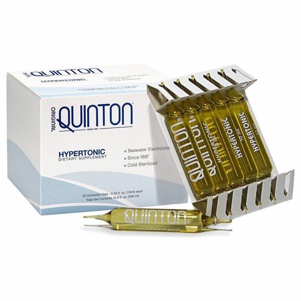 Quinton Hypertonic liquid sea water solution