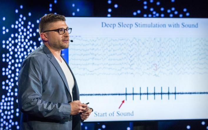 The brain benefits of deep sleep