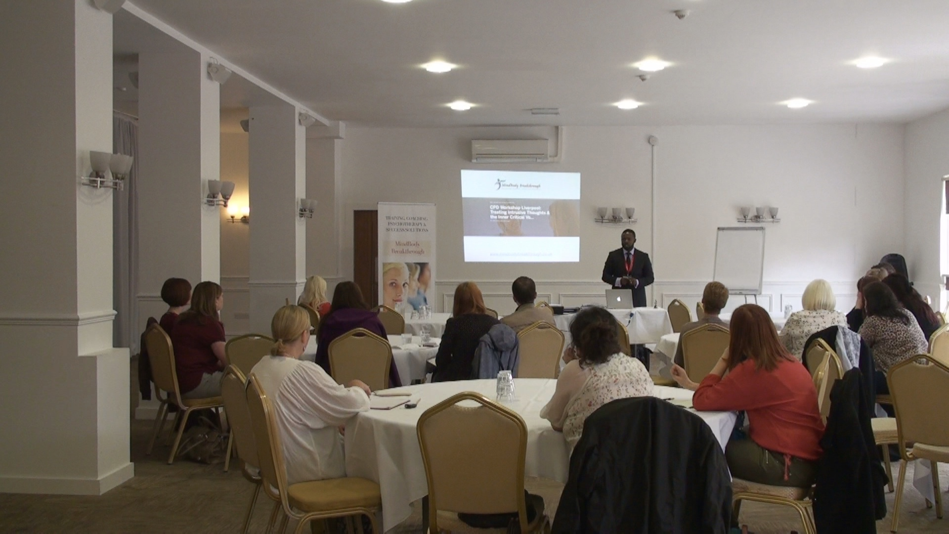 Liverpool event: Mindbody Breakthrough: Wale Oladipo