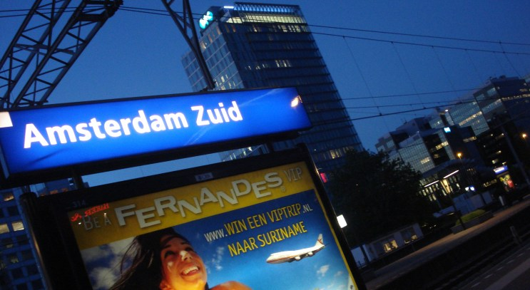 Amsterdam-Zuid Mindchocolate