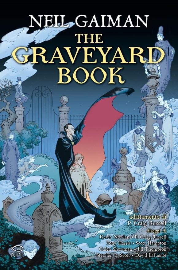copertina the graveyard book