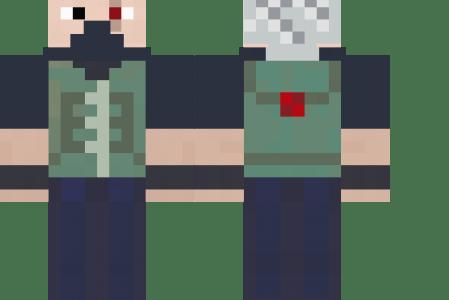 Minecraft Spielen Deutsch Naruto Skins Fr Minecraft Bild - Skins para minecraft pe de naruto