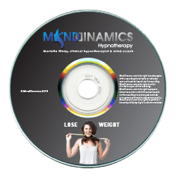 Hypnotherapy CD Covers Lose Weight