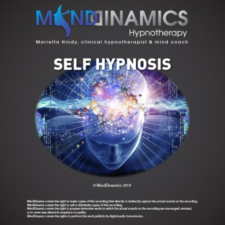 MindDinamics Guided Self Hypnosis, Hypnotherapy session with Marietta Hindy