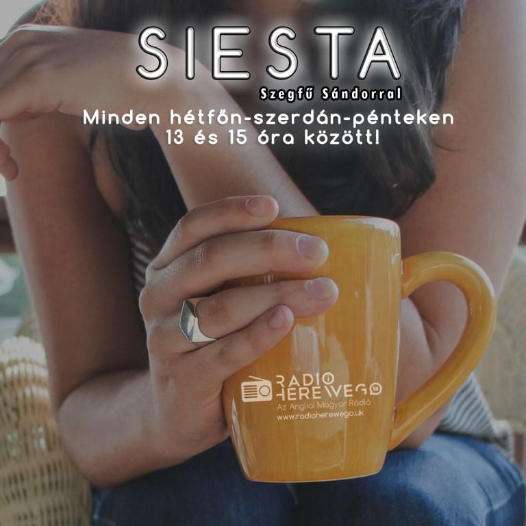 Siesta: Best of (2021. / 33. hét)