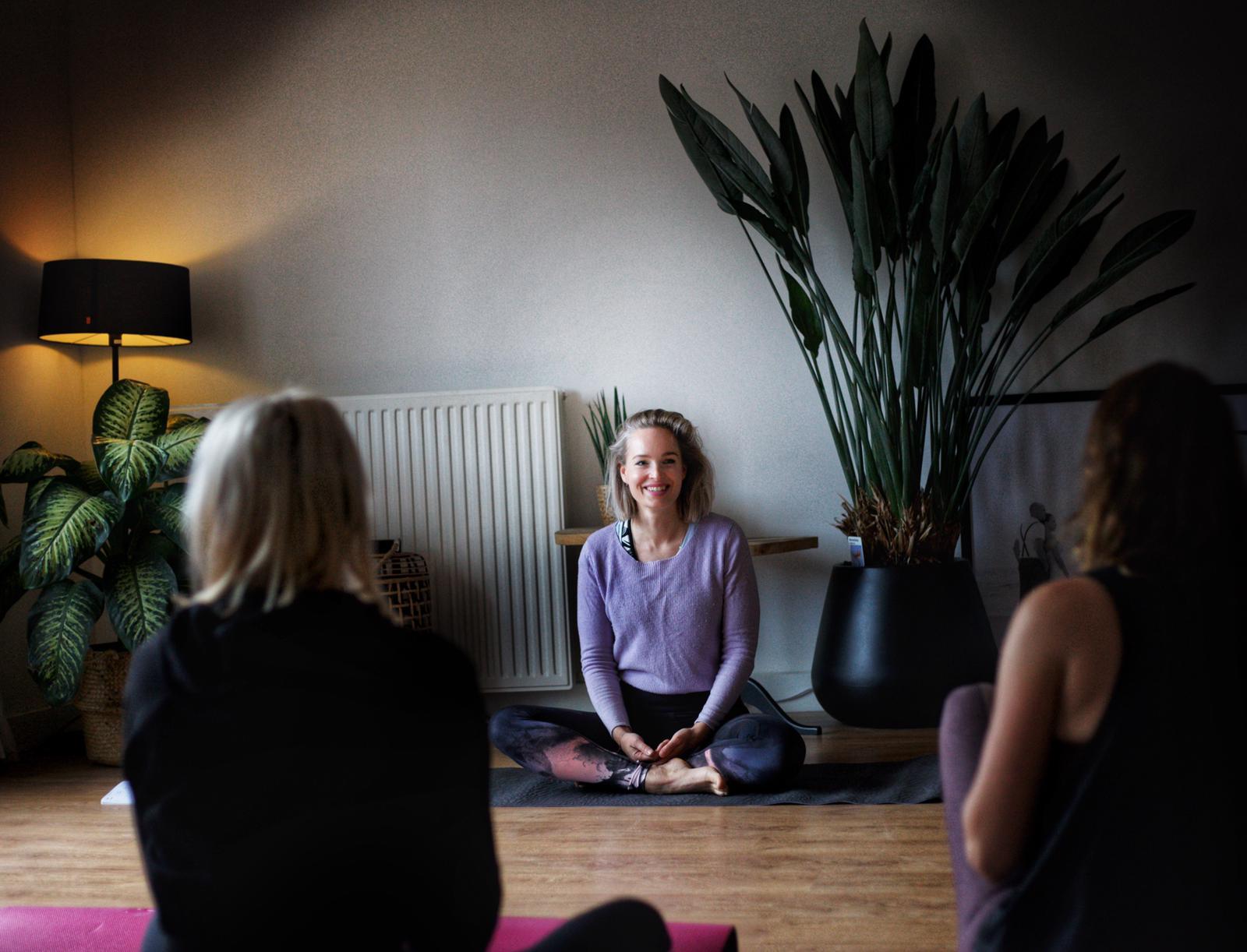 Wat is Yoni Yoga?