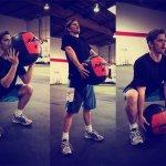 Slam Ball o lanzamiento de balón al suelo