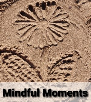 Mindful Moments badge
