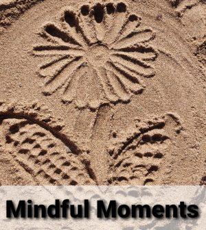 Mindful Moments badge
