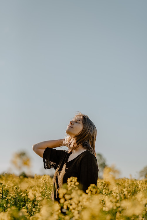 Mindfulness Based Stress Reduction - Field and Sky - Mindful Me