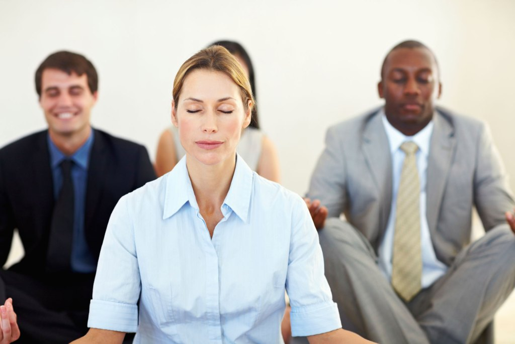 Mindful Me - Wellbeing at Work