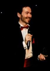 Tony O'Shea-Poon Naz Awards Acceptance Speech