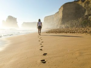 Mindful Me - Walking on the sand - prices and terms