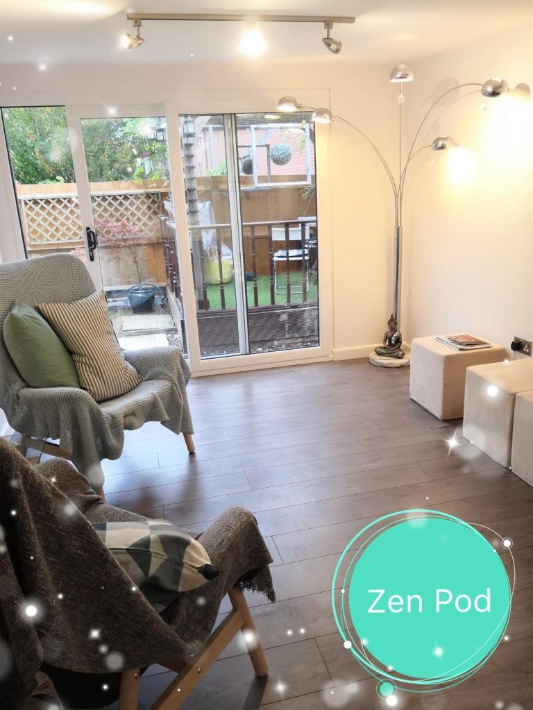 Zen Pod 1 Laxfield Drive