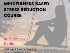 MBSR Course - Oct 2020 - Mindful Me