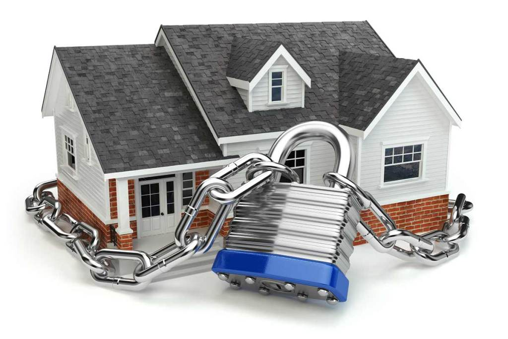 Keeping Your Home Secure While Traveling