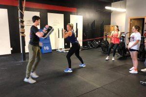 Mindful Defense Self-Defense Classes
