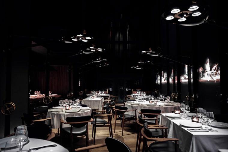 La Centrale Restaurant Renovation Commercial Interior