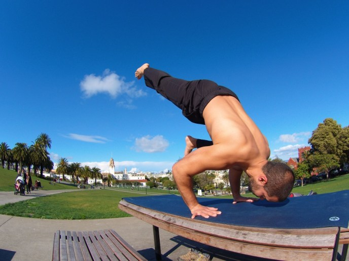 inversion yoga san francisco